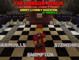 The Dragon Realm MinecraftEDU thumbnail image