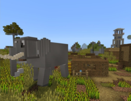 Humans and Elephants thumbnail image