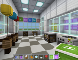 Science in Minecraft thumbnail image